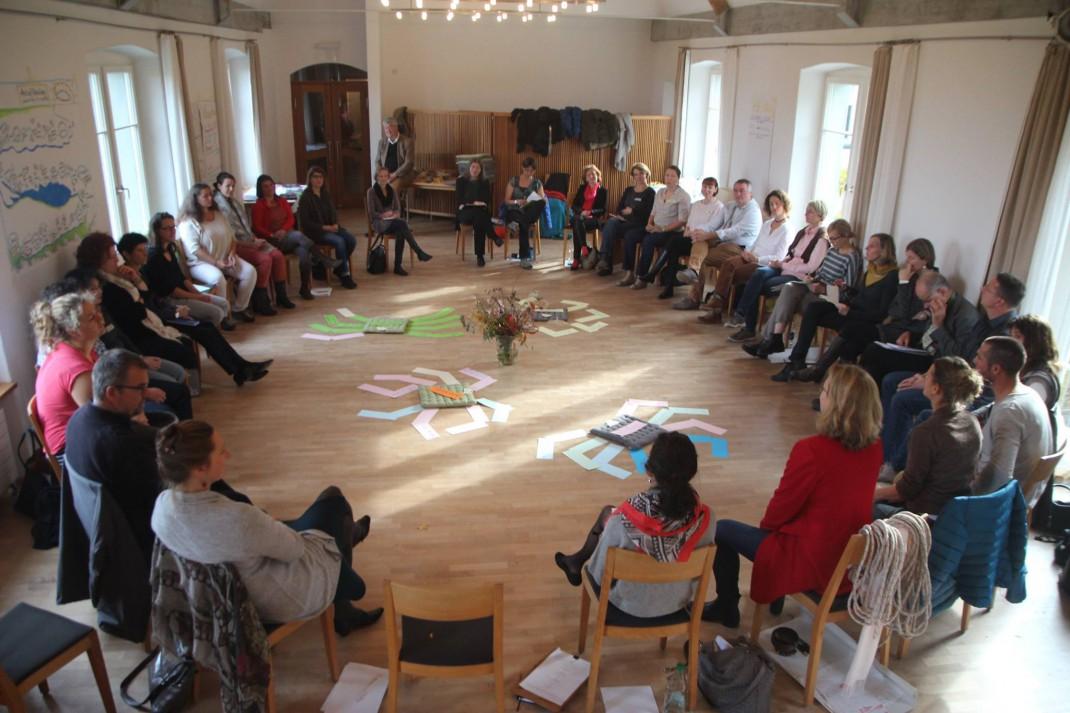 Was ist Art of Participatory Leadership (Art of Hosting)?